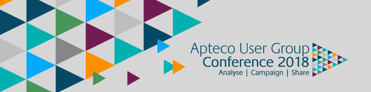 Apteco User Group Conference 2018